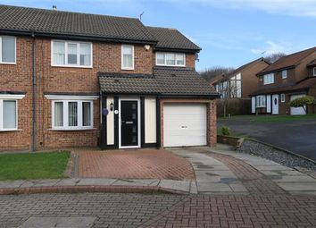 Thumbnail 4 bed semi-detached house for sale in Beaconside, South Shields