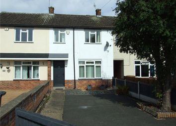 2 bed terraced house for sale in Rodsley Crescent, Littleover, Derby DE23