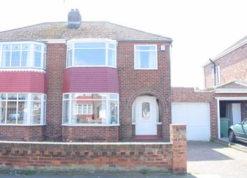 Thumbnail 3 bedroom semi-detached house to rent in Westbrook Avenue, Hartlepool