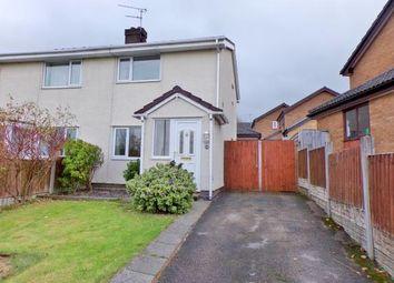 Thumbnail 2 bed semi-detached house for sale in Pentregwyddel Road, Llysfaen, Colwyn Bay, Conwy
