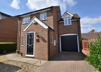 Thumbnail 3 bed detached house for sale in Lowes Close, Great Ashby, Stevenage, Herts