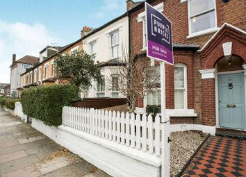 Thumbnail 4 bed terraced house for sale in Franche Court Road, Tooting / Earlsfield