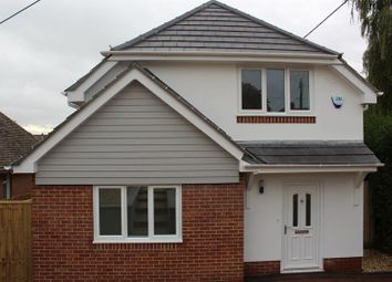 Thumbnail 3 bedroom detached house for sale in Wareham Road, Lytchett Matravers, Poole