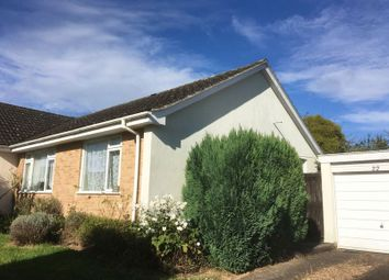 Thumbnail 2 bed bungalow for sale in West Field Close, Taunton