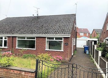 Thumbnail 2 bed bungalow for sale in Boothby Street, Stockport