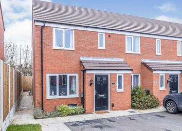 Thumbnail 3 bed semi-detached house for sale in Cinnabar Way, East Leake, Loughborough