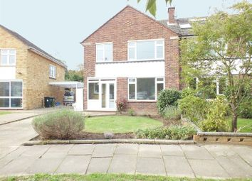 Thumbnail 3 bed property to rent in Sunna Gardens, Sunbury-On-Thames