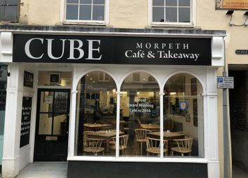 Thumbnail Commercial property for sale in The Cube, 12 Newgate Street, Morpeth
