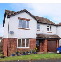 Thumbnail 5 bedroom detached house for sale in Ashwood Close, Plymouth