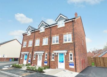 Thumbnail 3 bedroom end terrace house for sale in Sutherlands, Hadley Park West, Telford, Shropshire