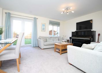 Thumbnail 3 bed semi-detached house for sale in Bernwelle Avenue, Romford