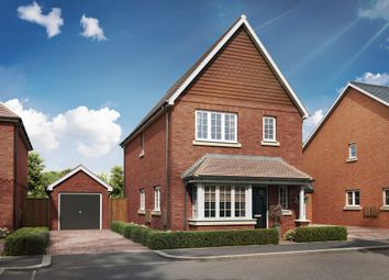 Thumbnail 3 bed detached house for sale in Skylark Place, Badshot Lea, Farnham