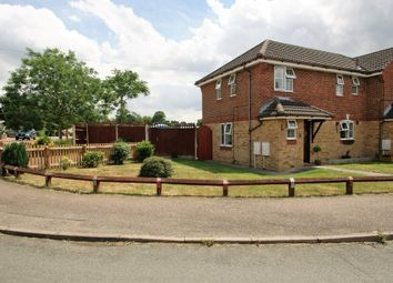 Thumbnail 3 bed semi-detached house for sale in Waytemore Road, Bishop's Stortford
