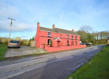 Thumbnail Land for sale in Llanybri, Carmarthen