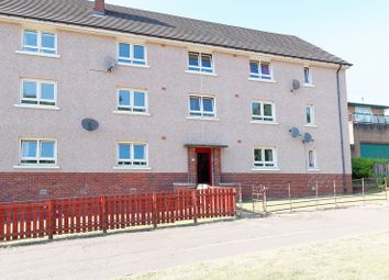 Thumbnail 3 bed flat for sale in Inverkip Road, Greenock, Inverclyde