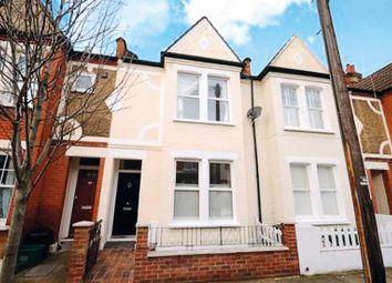 Thumbnail 5 bed terraced house for sale in Laburnum Road, Wimbledon, London
