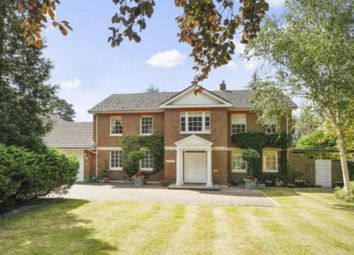 Thumbnail 6 bed detached house to rent in Grenville Close, Leigh Hill Road, Cobham