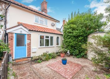 Thumbnail 2 bed end terrace house for sale in Reading Room Yard, Brockdish, Diss