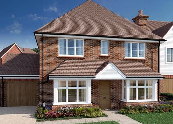 Thumbnail 4 bed detached house for sale in The Boulevard, Horsham