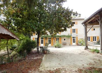 Thumbnail 6 bed property for sale in Chef Boutonne, Poitou-Charentes, 79110, France