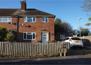 Thumbnail 3 bed end terrace house for sale in Morris Drive, Nuneaton