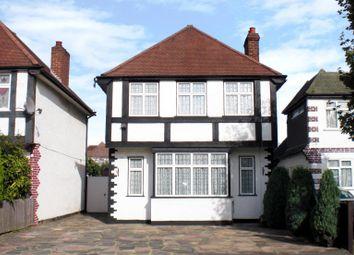 Thumbnail 3 bed detached house to rent in Reynolds Road, Old Malden, Worcester Park