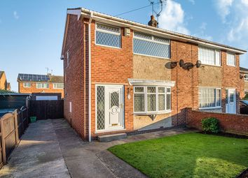 Thumbnail 3 bed semi-detached house for sale in Birchwood Close, Thorne, Doncaster, South Yorkshire