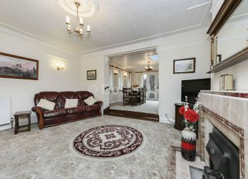 Thumbnail 4 bedroom detached bungalow for sale in Brompton Farm Road, Strood, Kent
