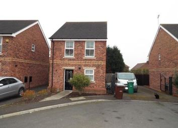 Thumbnail 3 bed detached house for sale in Smedley Close, Aspley, Nottingham, Nottinghamshire