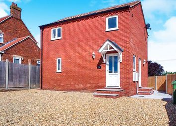 Thumbnail 3 bed detached house for sale in Church Lane, Mundesley, Norwich