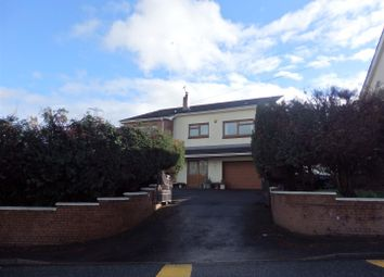 Thumbnail 4 bed detached house for sale in Felinfoel Road, Llanelli