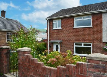 Thumbnail 2 bed end terrace house for sale in Dylan Avenue, Cefn Fforest, Blackwood, Caerphilly