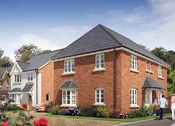 Thumbnail 4 bedroom detached house for sale in The Wessington At Langley Country Park, Radbourne Lane, Derby