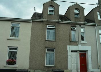 Thumbnail 3 bed terraced house for sale in Bryn Road, Swansea