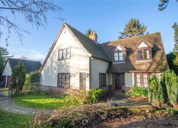 Thumbnail 4 bed detached house for sale in Thorn Grove, Bishop's Stortford, Hertfordshire