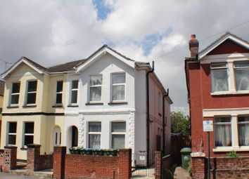 Thumbnail 3 bedroom flat to rent in Garton Road, Southampton