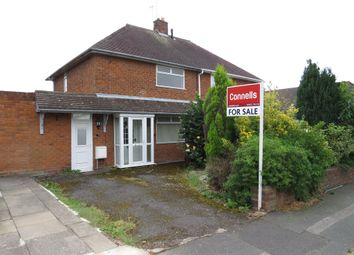 Thumbnail 2 bed semi-detached house for sale in Palmer Close, Ashmore Park Wednesfield, Wolverhampton