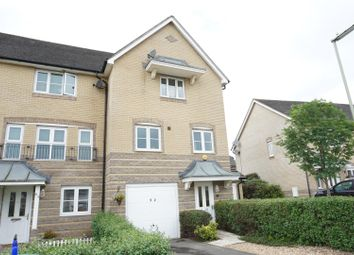 Thumbnail 3 bed end terrace house for sale in Wiltshire Crescent, Basingstoke