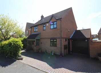 Thumbnail 4 bedroom detached house for sale in Charingworth Road, Oakwood, Derby