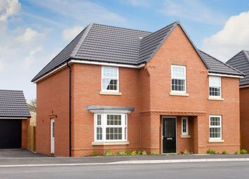 "Thumbnail 4 bed detached house for sale in ""Winstone"" at Ellerbeck Avenue, Nunthorpe, Middlesbrough"