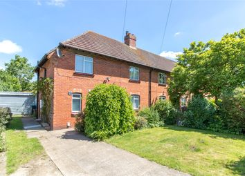 Thumbnail 3 bed end terrace house for sale in St Clair Close, Old Oxted, Surrey
