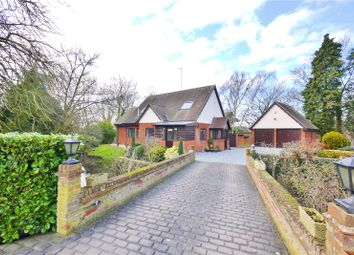 Thumbnail 4 bedroom detached house for sale in Mill Lane, Navestock, Essex