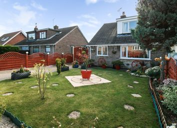 Thumbnail 3 bed semi-detached bungalow for sale in Plum Tree Avenue, Mansfield