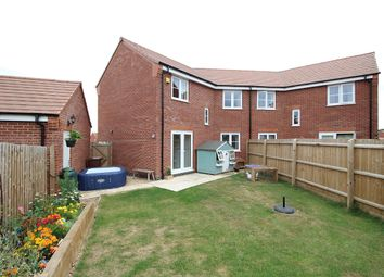 Thumbnail 3 bed semi-detached house for sale in Knox Road, Loughborough