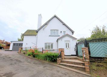 Thumbnail 3 bed detached house for sale in Star & Garter Road, Longton, Stoke-On-Trent