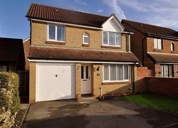 Thumbnail 4 bed detached house for sale in Bluebell Close, Kingsnorth, Ashford