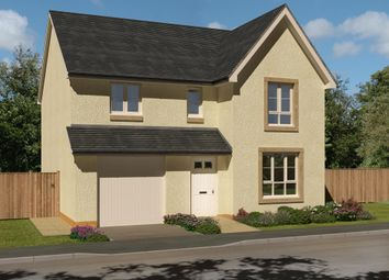 "Thumbnail 4 bedroom detached house for sale in ""Inveraray"" at Oldmeldrum Road, Inverurie"