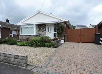 Thumbnail 2 bedroom detached bungalow for sale in Waun Daniel, Rhos, Pontardawe, Swansea