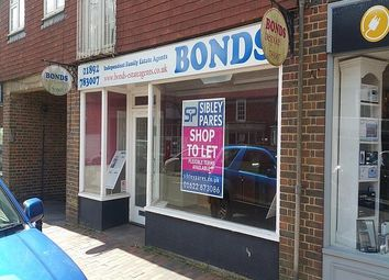 Thumbnail Retail premises to let in Central Parade, Wadhurst, Tunbridge Wells, Kent