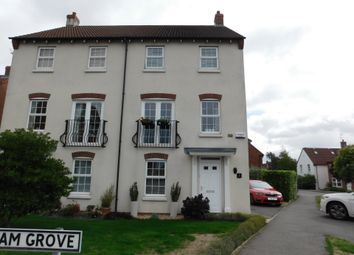 Thumbnail 4 bed semi-detached house for sale in Millers Walk, Ravenstone
